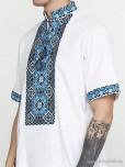 Чоловіча вишита сорочка S-011-02