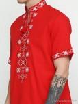 Чоловіча вишита сорочка S-049-01