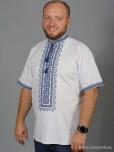 Чоловіча вишита сорочка S-057-02