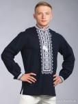 Чоловіча вишита сорочка S-061-01