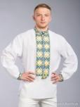 Чоловіча вишита сорочка S-063-01
