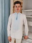 Чоловіча вишита сорочка S-073-03