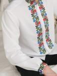 Чоловіча вишита сорочка S-096-01