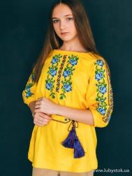 Вишиванка-блуза B-080-01
