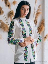 Вишиванка-блуза B-082-01