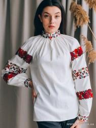 Вишиванка-блуза B-083-01