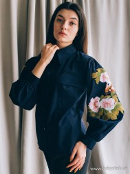Вишиванка-блуза B-085-01