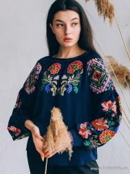 Вишиванка-блуза B-087-01