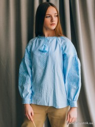 Вишиванка-блуза B-088-01