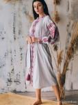 Вишита сукня D-139-01