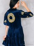 Вишита сукня D-140-01