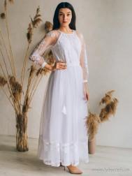 Вишите плаття D-141-01