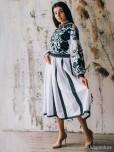 Вишита сукня D-143-01