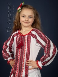 Вишита блуза ЖБ 14-78