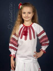 Вишита блуза ЖБ 66-78