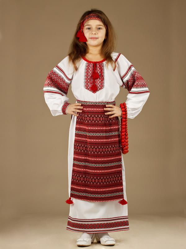 Вишитий костюм ЖК 40-16