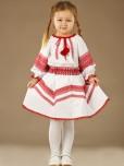 Вишитий костюм для дівчинки ЖК 54-11