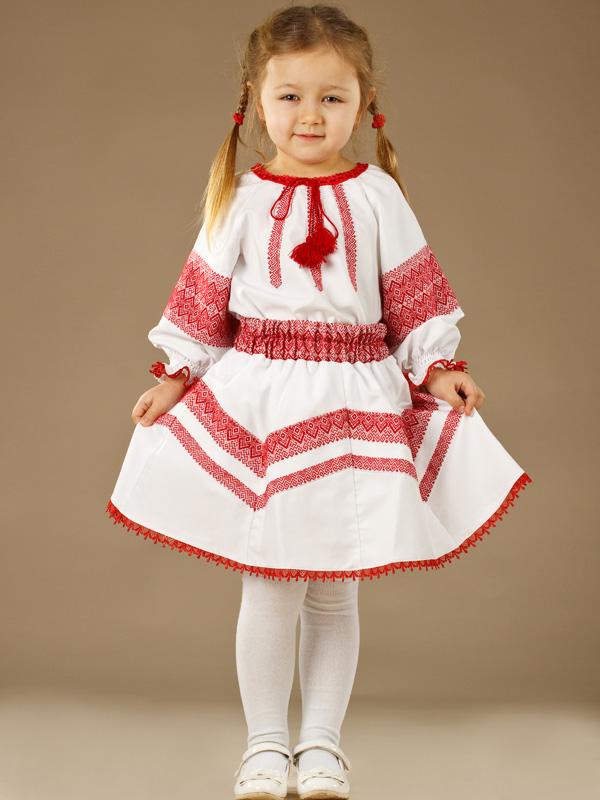 Вишитий костюм для дівчинки ЖК 54-11 - купити 580451a7b84b7