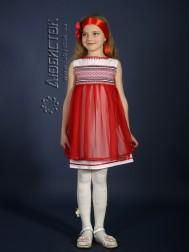 Вишите плаття ЖП 16-35