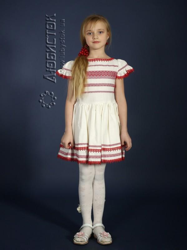 Вишите плаття ЖП 19-11
