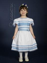 Вишите плаття ЖП 19-32