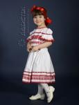 Вишита сукня для дівчинки ЖП 19-37