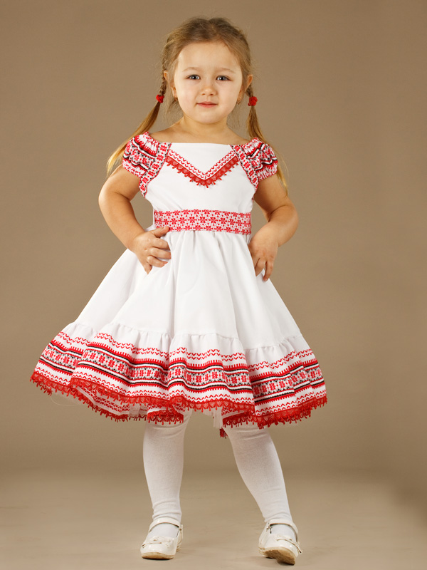 Вишите плаття ЖП 21-17