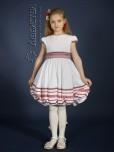Вишита сукня для дівчинки ЖП 33-35