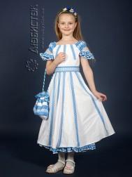 Вишите плаття ЖП 39-77