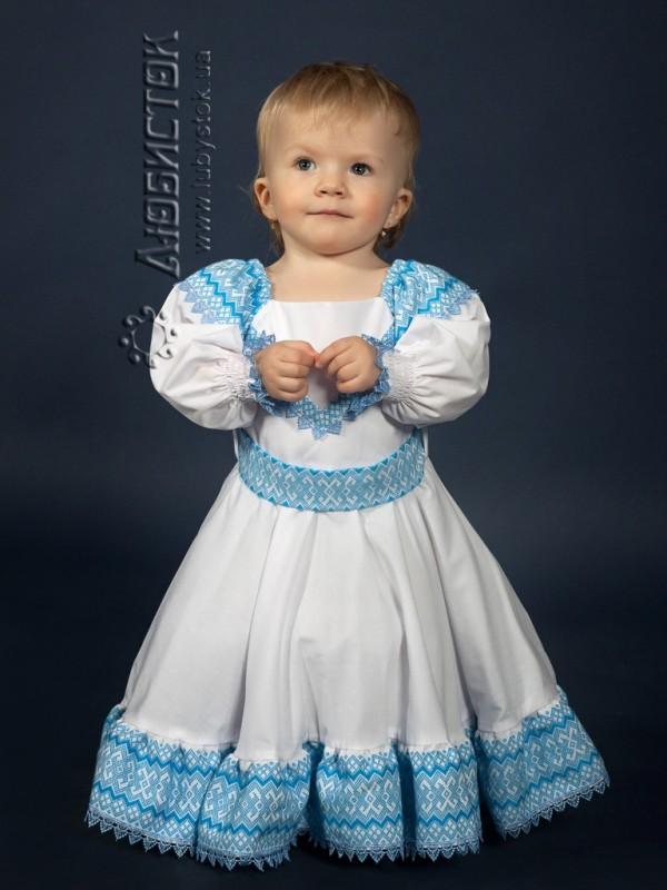 Вишите плаття ЖП 40-55