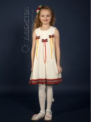 Вишите плаття ЖП 41-44