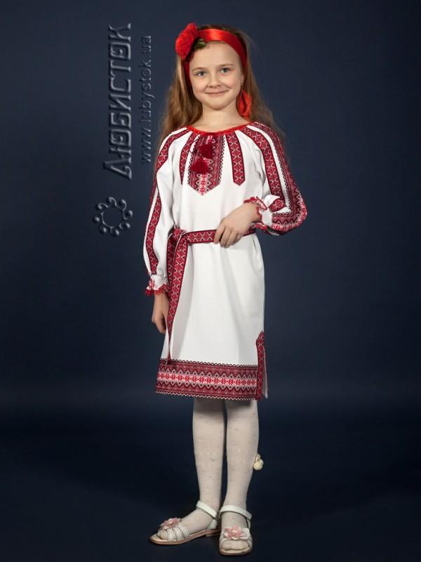 Вишите плаття ЖП 77-78