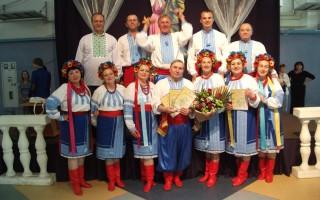 Танцювальний колектив Барвінок м. Кобеляки