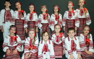 Дитячий колектив Ільничаночка м. Іршава