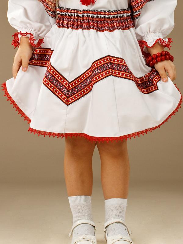 Вишита спідниця для дівчинки С 26-2 - купити 079b641306ce0