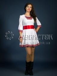 Вишите плаття ЖП 81-80