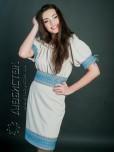 Вишите плаття ЖП 36-28