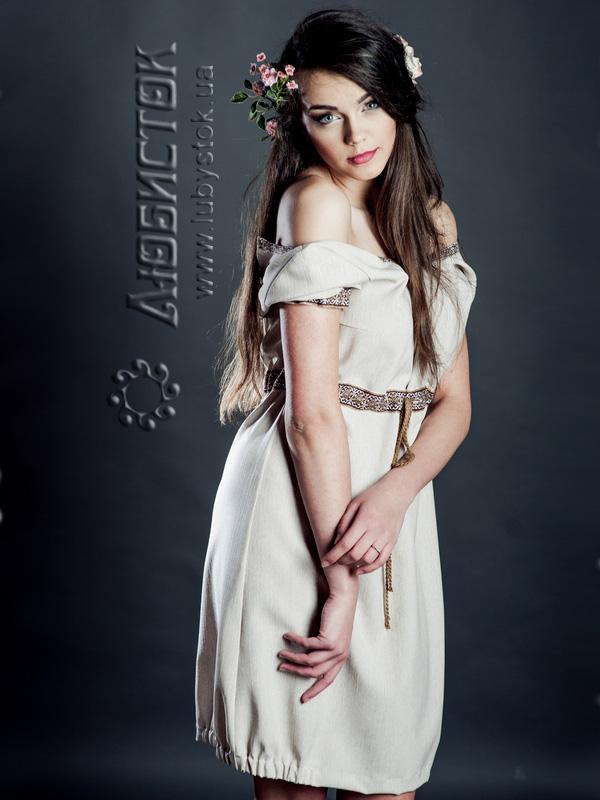 Вишите плаття ЖП 42-62 - купити b3b27b3e1e791