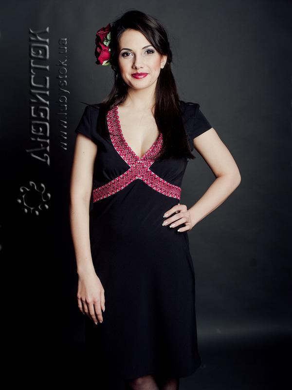 Вишите плаття ЖП 49-47