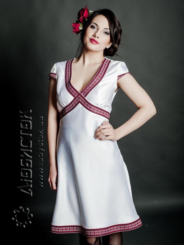 Вишита сукня ЖП 49-64
