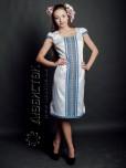 Вишите плаття ЖП 54-23