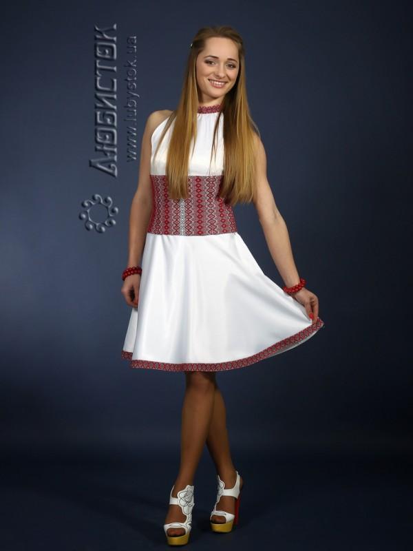 Вишита сукня ЖП 58-16