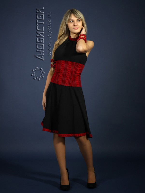 Вишите плаття ЖП 58-66