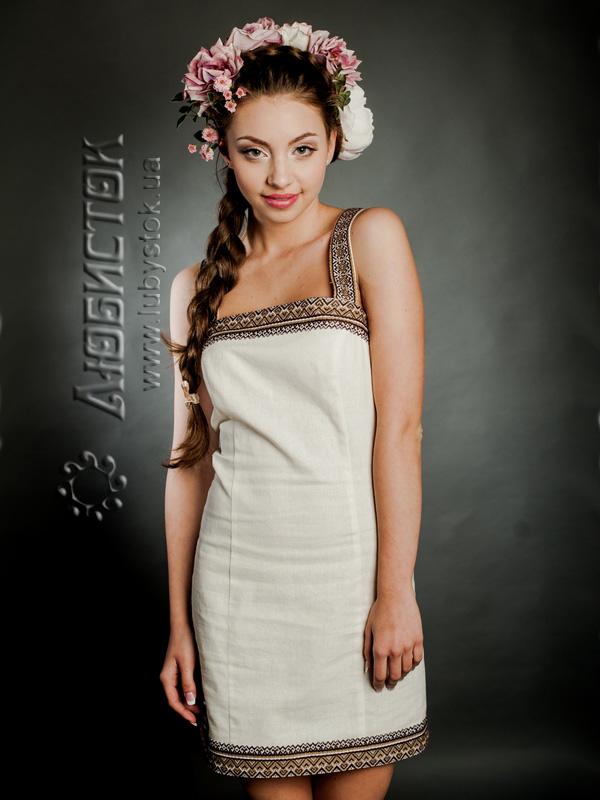 Вишите плаття ЖП 60-62