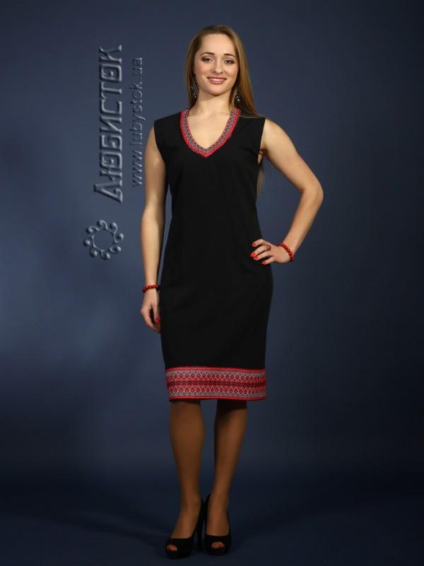 Вишите плаття ЖП 61-27