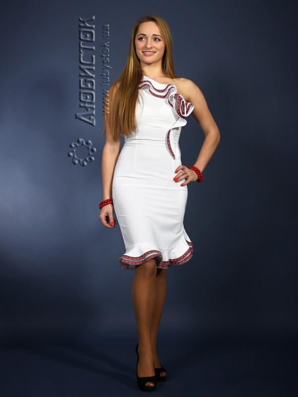 Вишита сукня ЖП 65-49