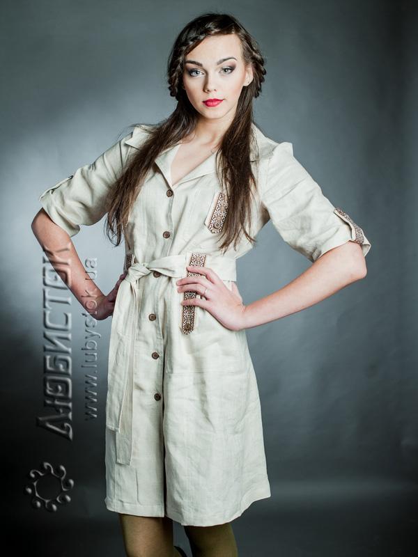 Вишите плаття ЖП 67-62