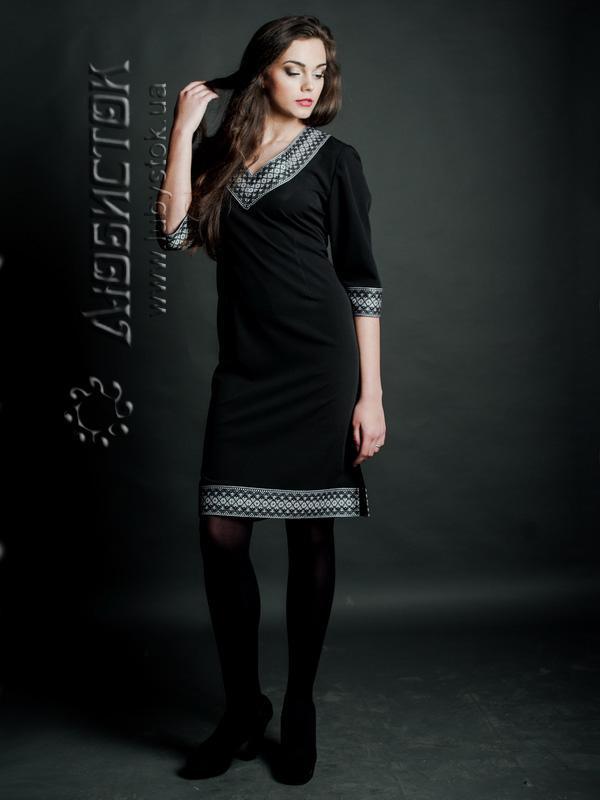 Вишите плаття ЖП 69-05
