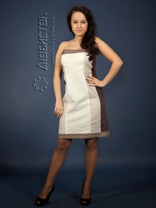 Вишите плаття ЖП 70-14