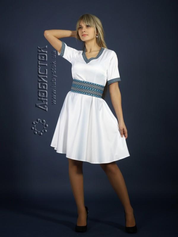 Вишита сукня ЖП 71-45